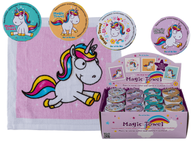 Magic towel -Unicorn