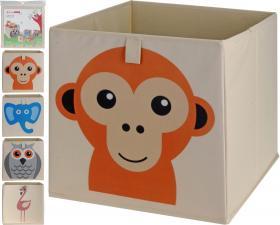 Förvaringsbox -djur