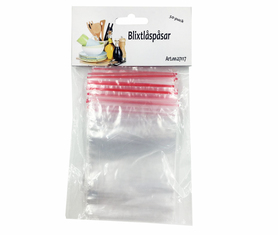 Zip påsar 50-pack