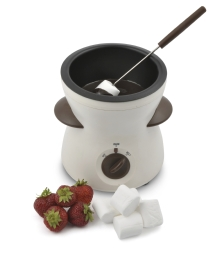 Chokladfondue set -elektrisk