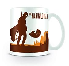 Porslinsmugg -STAR WARS The Mandalorian
