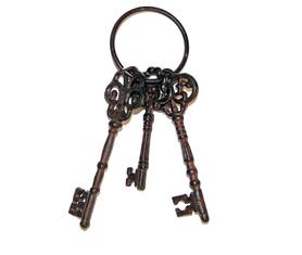 Dekoration -Nycklar