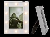 Fotoram med LED belysning