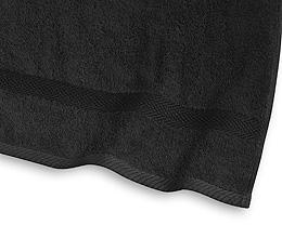 Frotté 50x70cm svart